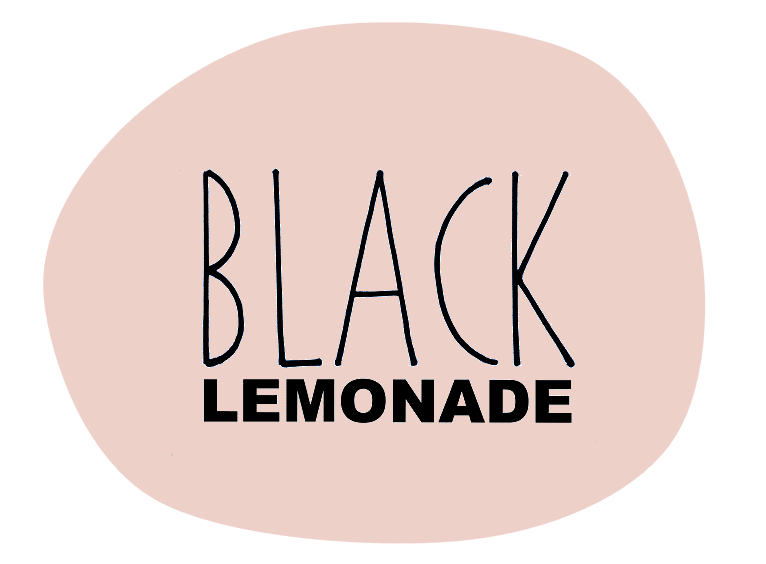 AS I AM BLOG CARRIERE ET BIEN-ÊTRE black lemonade podcast