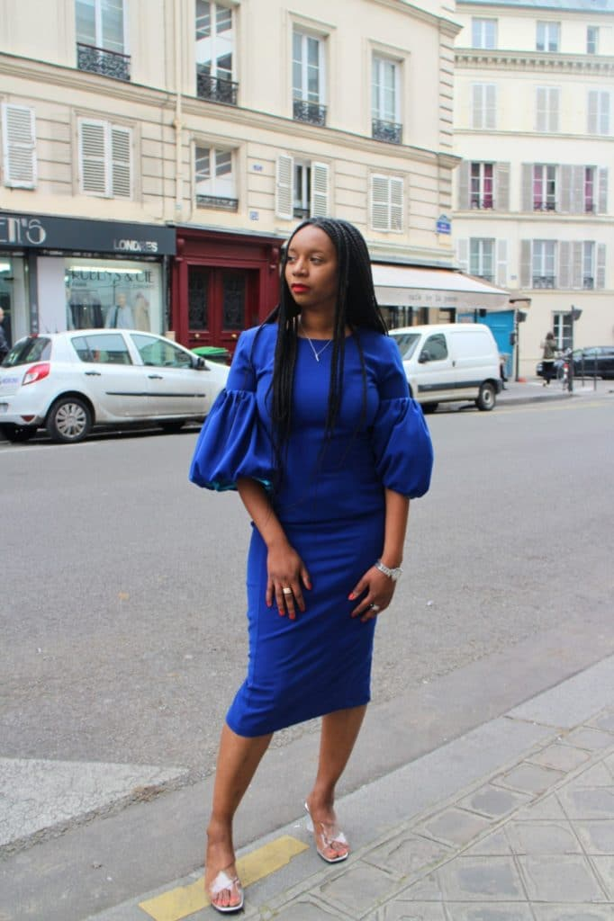 AS I AM BLOG CARRIERE ET BIEN-ÊTRE Meet Her: Ramata Diallo Fashion consultant and trainer